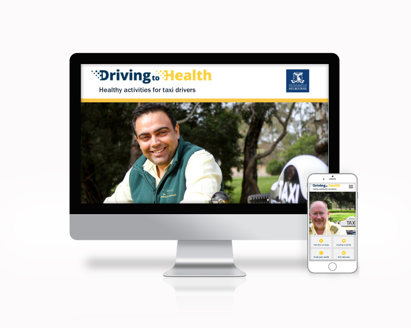 Driving to Health interfaces